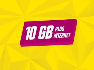 Gnçtrkcll 10GB Plus Paketi