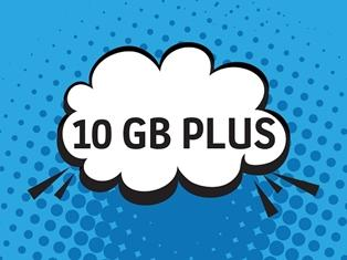 Gnctrkcll 10GB Plus Package