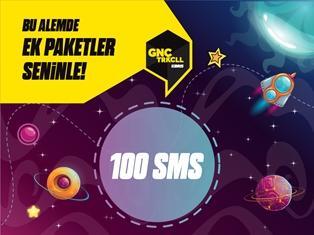 Gnçtrkcll Ek 100 SMS