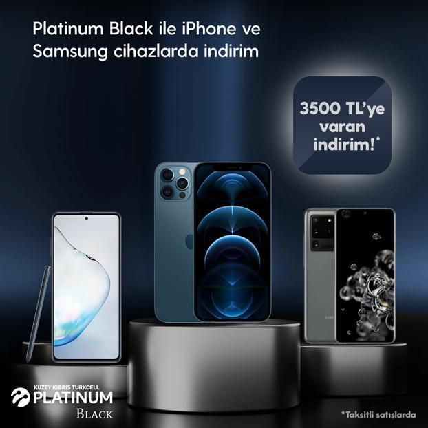 Platinum Black ile Akıllı Cihazlar Daha Avantajlı!
