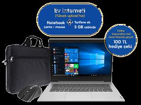 Eğitim Paketleri - Lenovo IdeaPad Slim 81VS006BTX