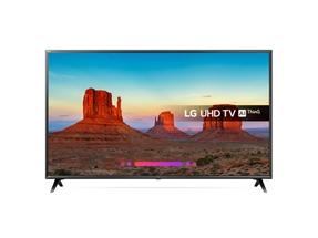 LG 4K Ultra HD Smart TV Wi-Fi 55 inch
