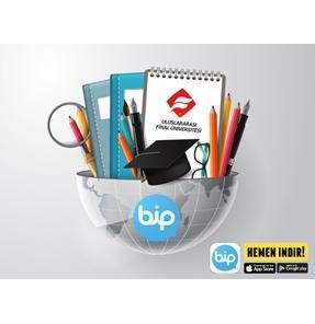 Final Üniversitesi - BiP İletişim Kanalı