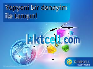 kktcell.com yenilendi!