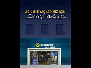 Kuzey Kıbrıs Turkcell Mağazaları Çalışma Düzeni İle İlgili Bilgilendirme
