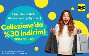 Collezione Kıbrıs %30 indirim