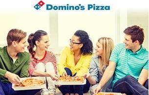 Dominos Pizza'dan Gençlere Güzellik!