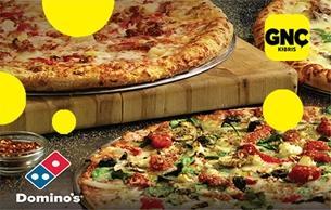 Domino's Pizza'da %20 İndirim!