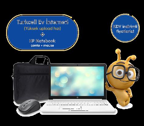 Eğitim Paketi - HP 1S7Z6EA Notebook
