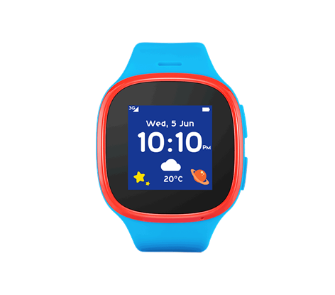 Alcatel Movetime MT30 Smart Watch for Children