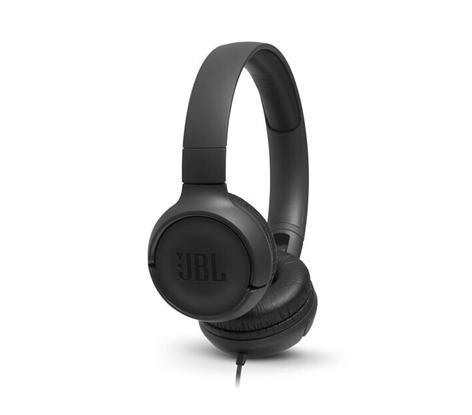 JBL T500 Kulak Üstü Kablolu Kulaklık
