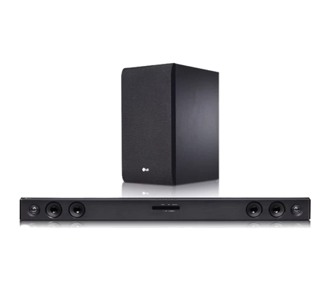 LG SJ3 Bluetooth Sound Bar