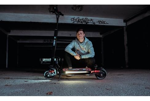 Hero Scooter S8