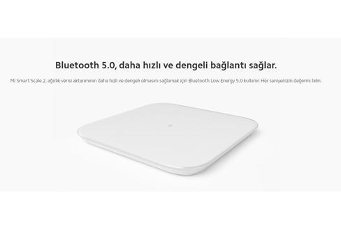 Xiaomi Mi Smart Scale 2 (Akıllı Tartı)