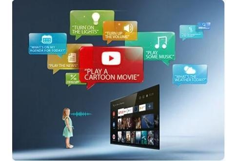 TCL QLED 4K UHD TV C715 55 inç