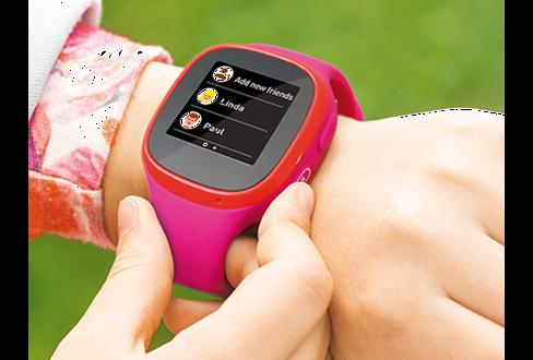 Alcatel Movetime MT30 Akıllı Çocuk Saati