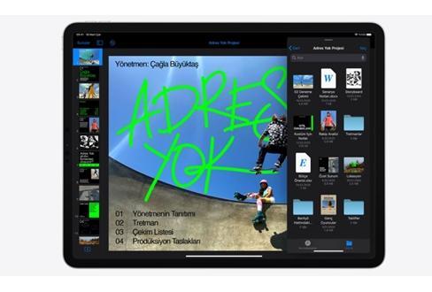Apple iPad Pro 12.9 inç Wi-Fi 2020