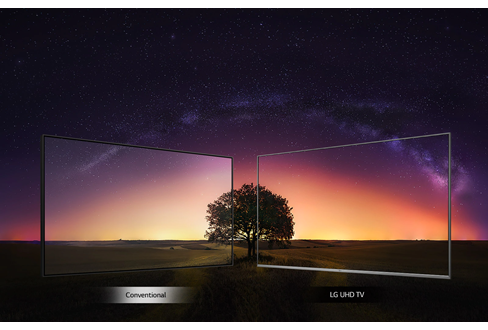 LG 4K Ultra HD Smart TV Wi-Fi 75 inch