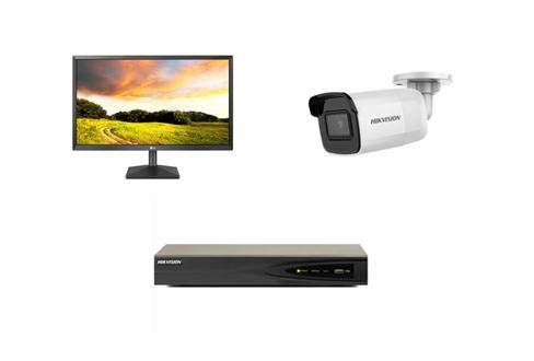 8 Kameralı Güvenlik Paketi (DS-2CD2021G1-I)
