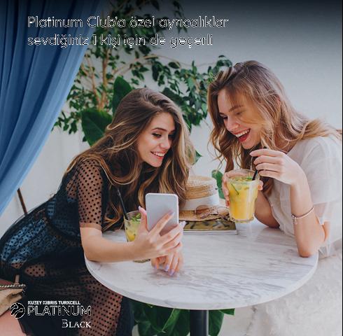 Platinum Black ile Club Ayrıcalıklarını Sevdiğiniz Kişiye de Yaşatın!