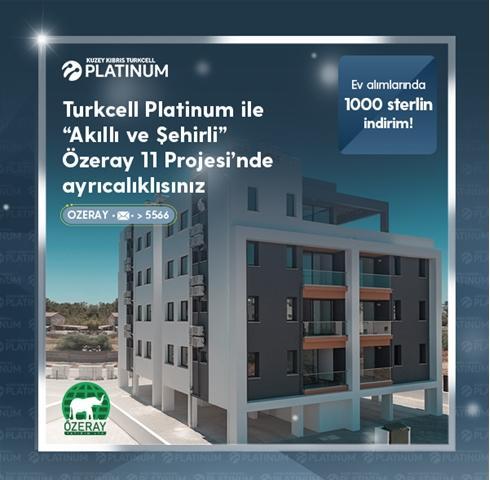 """Turkcell Platinum ile """"Akıllı ve Şehirli"""" Özeray 11 Projesi'nde Ayrıcalıklısınız!"""