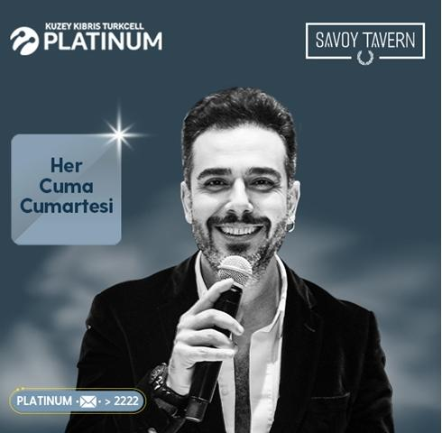 Savoy Tavern'de Platinum'lulara Özel İndirim!