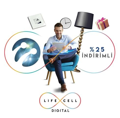 25% Discount On Lifecell Home Internet