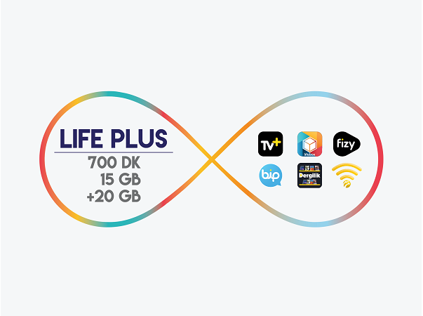 lifecell Plus Paketi