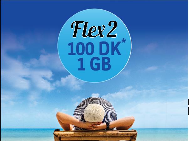Tourist Flex 2 Package