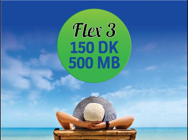Turist Flex3 Paketi