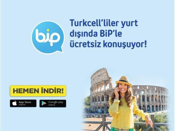 BiP Yurt Dışı Paketi