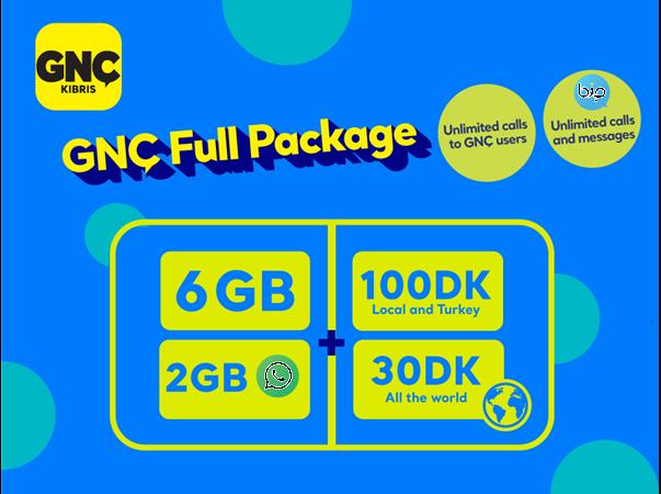 GNÇ Full Package
