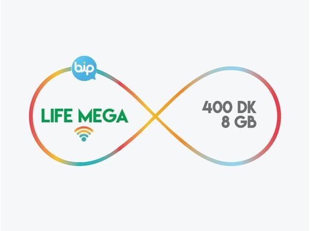 Life Mega Paketi