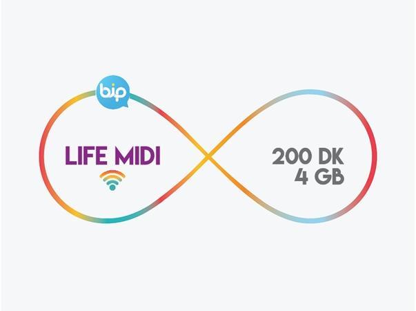 Life Midi Paketi