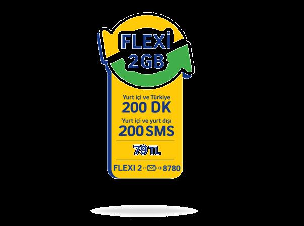 Flexi 2GB