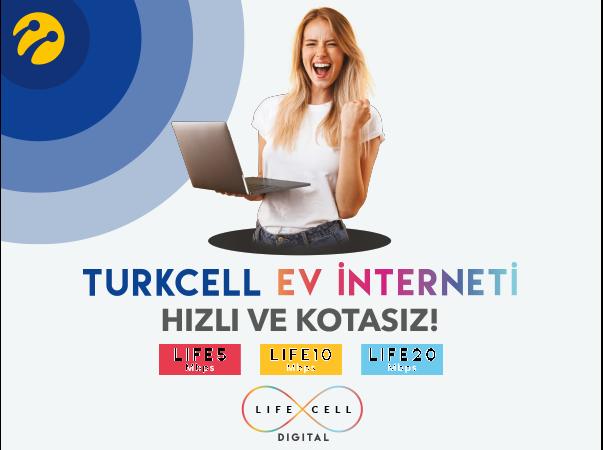 Lifecell Ev İnterneti 5Mbps
