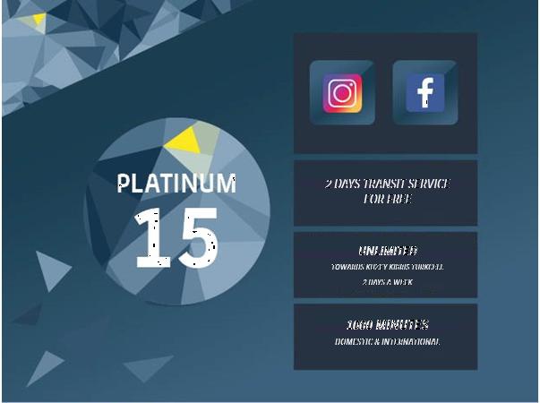Platinum 15GB Package