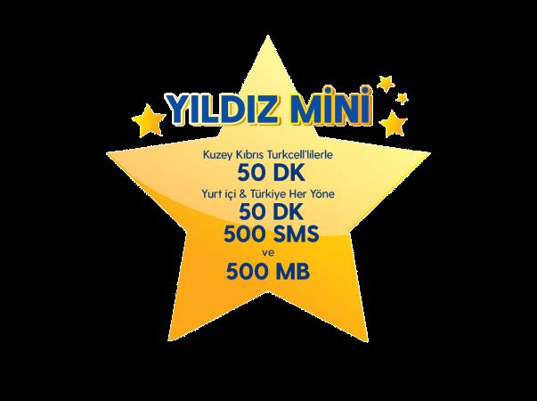 Yıldız Mini Paketi