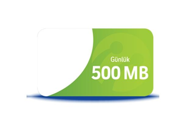 Daily Appetiser 500 MB Package