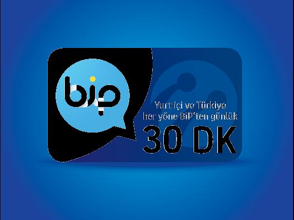 BiP Çerez Paket 30DK
