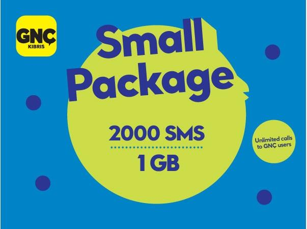 Gnctrkcll Prepaid Ever Lasting Small Package