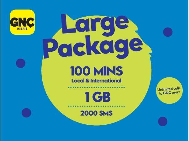 Gnctrkcll Large Package