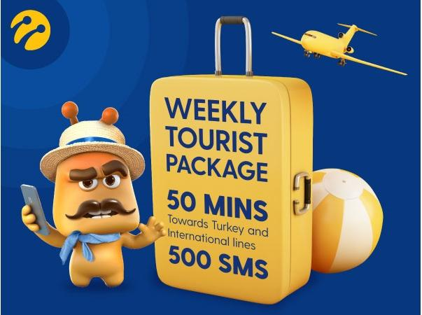 Weekly Tourist Package