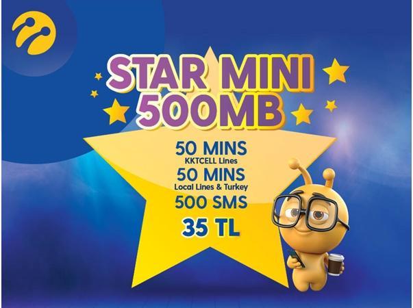 Star Mini Package