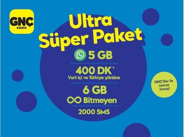 Gnçtrkcll Ultra Süper Paket