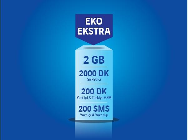 Kurumsal Eko Ekstra Paket