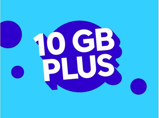 Gnctrkcll 10GB Plus Package