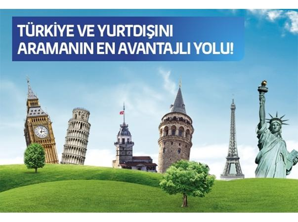 Türkiye 30dk Paketi