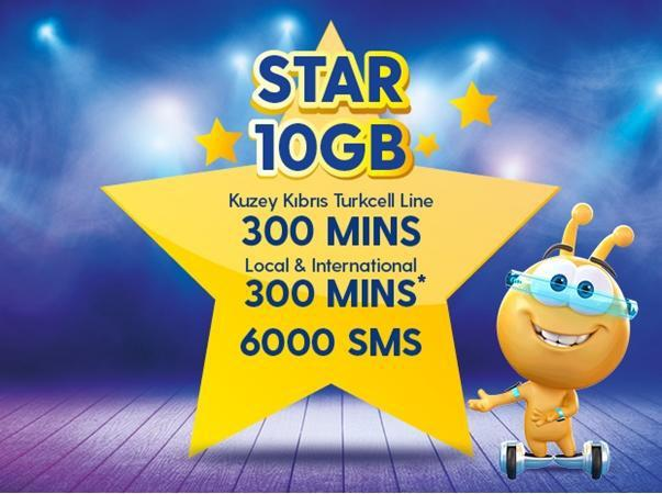 Star 10GB Package