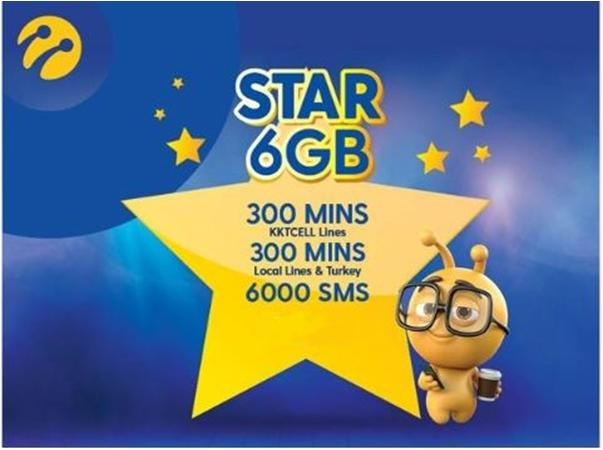 Star 6GB Package